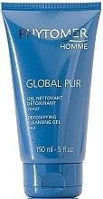 Parfumuri și produse cosmetice Gel de curățare - Phytomer Homme Global Pur Detoxifying Cleansing Gel