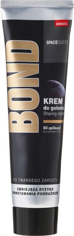 Cremă de ras cu glicerină - Pharma CF Bond Shaving Cream