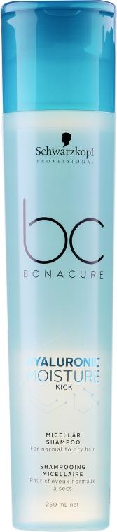 Șampon hidratant - Schwarzkopf Professional Bonacure Hyaluronic Moisture Kick Shampoo