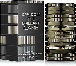 Davidoff The Brilliant Game - Apă de toaletă — Imagine N2