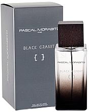 Parfumuri și produse cosmetice Pascal Morabito Black Granit - Apă de toaletă