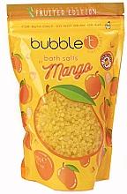 """Parfumuri și produse cosmetice Sare de baie """"Mango"""" - Bubble T Cosmetics Bath Salt Mango"""