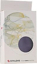 "Set manichiură ""Multi"", MS-10, 6 piese, violet - Staleks Manicure Set — Imagine N2"