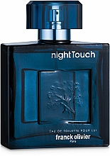 Parfumuri și produse cosmetice Franck Olivier Night Touch - Apă de toaletă