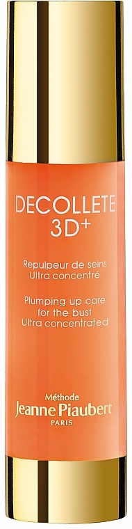 Ser concentrat pentru mărirea sânilor - Methode Jeanne Piaubert Decollete 3D+ Plumping Up Care for the Bust Ultra Concentrated — Imagine N1