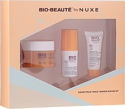 Parfumuri și produse cosmetice Set - Nuxe Bio Beauty Face Radiance Set (mask/50ml+cr/15ml+eye/concealer/15ml)
