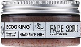 Parfumuri și produse cosmetice Scrub pentru față - Ecooking Face Scrub