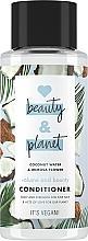 """Parfumuri și produse cosmetice Balsam de păr """"Volum și Generozitate"""" - Love Beauty&Planet Beauty And Bounty Conditioner"""