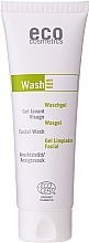 Parfumuri și produse cosmetice Soluție pentru curățarea feței, frunze de viță-de-viei și ceai verde - Eco Cosmetics