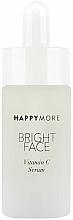 Parfumuri și produse cosmetice Ser cu efect radiant pentru față - Happymore Bright Face Vitamin C Serum