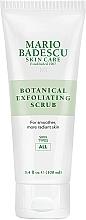 Parfumuri și produse cosmetice Exfoliant pentru curățarea feței - Mario Badescu Botanical Exfoliating Scrub