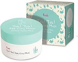 Parfumuri și produse cosmetice Mască de față - Prreti Tok Tok Ade Clay Mask Smooth Apple Mint