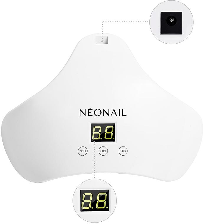 Lampă pentru manichiură LED 8W/24 - NeoNail Professional — Imagine N4