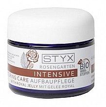 Parfumuri și produse cosmetice Cremă cu jeleu regal pentru față - Styx Naturcosmetic Rose Garden Intensive Restructuring Care (mostră)