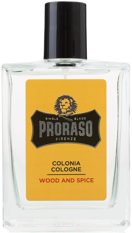Proraso Wood and Spice - Apă de colonie