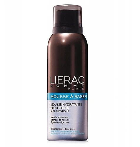 Set - Lierac Homme (shaving/mousse/150ml + gel/200ml) — Imagine N3