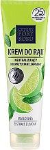 """Parfumuri și produse cosmetice Cremă de mâini """"Neutralizarea mirosurilor"""" - Cztery Pory Roku Hand Cream"""