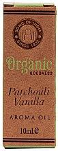 """Parfumuri și produse cosmetice Ulei esențial """"Patchouli și Vanilie"""" - Song of India Patchouli Vanilla Oil"""