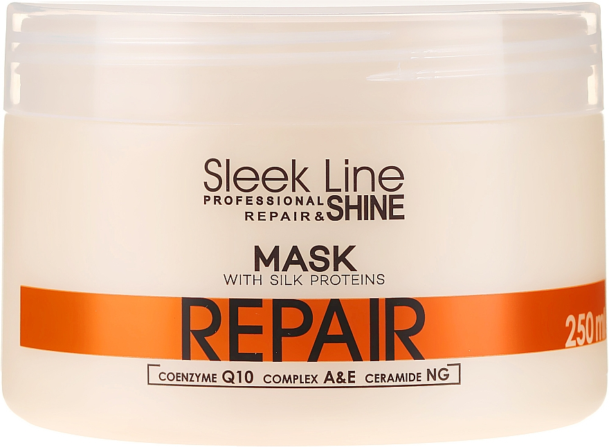 Mască de păr - Stapiz Sleek Line Repair Hair Mask