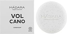 Parfumuri și produse cosmetice Săpun-scrub de curățare pentru față - Madara Cosmetics Volcano Srub Soap