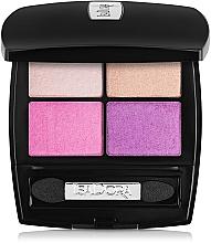 Parfumuri și produse cosmetice Fard de pleoape - IsaDora Eye Shadow Quartet