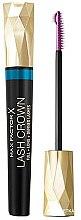 Parfumuri și produse cosmetice Rimel pentru gene - Max Factor Lash Crown Mascara Waterproof