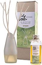 Parfumuri și produse cosmetice Difuzor Aromatic, cu vază de sticlă - We Love The Planet Light Lemongras Diffuser