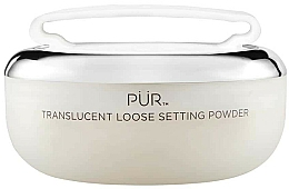 Parfumuri și produse cosmetice Pudră transparentă pentru față - Pur Translucent Loose Setting Powder