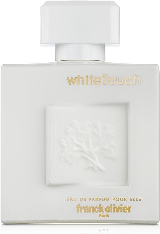 Franck Olivier White Touch - Apă de parfum — Imagine N1