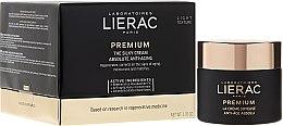 Parfumuri și produse cosmetice Cremă cu textură ușoară pentru față - Lierac Premium la Creme Soyeuse Texture