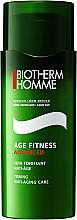 Parfumuri și produse cosmetice Cremă anti-îmbătrânire de față, pentru bărbați - Biotherm Age Fitness Advanced Activ Anti-Aging Care