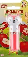 "Parfumuri și produse cosmetice Balsam de buze ""Măr"" - Lip Smacker Lippy Pal Fox"