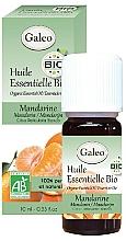 Parfumuri și produse cosmetice Ulei esențial organic de mandarină - Galeo Organic Essential Oil Mandarin