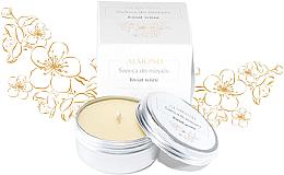"Parfumuri și produse cosmetice Lumânare pentru masaj ""Cherry Blossom"" - Almond Cosmetics Cherry Blossom Massage Candle"