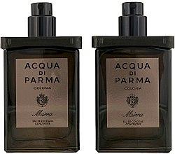 Parfumuri și produse cosmetice Acqua di Parma Colonia Mirra Travel Spray Refill - Apă de colonie