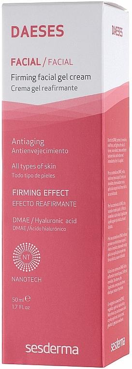 Cremă-gel de față pentru fermitate - SesDerma Laboratories Daeses Face Firming Cream Gel — Imagine N4