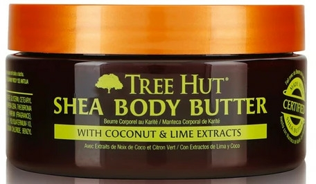 "Unt de corp ""Cocos și Lime"" - Tree Hut Body Butter — Imagine N1"