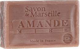 "Parfumuri și produse cosmetice Săpun natural ""Migdale și Miere"" - Le Chatelard 1802 Almond & Honey Soap"