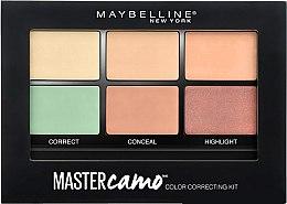 Parfumuri și produse cosmetice Paletă de camuflaj - Maybelline Master Camo Color Correcting Concealer Kit