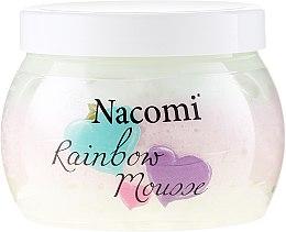 Parfumuri și produse cosmetice Mousse de corp, cu aromă de pepene verde - Nacomi Rainbow Mousse