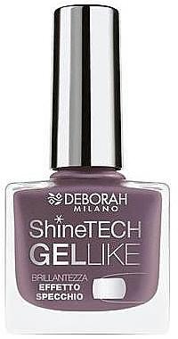 Lac de unghii - Deborah Shine Tech Gel Like — Imagine N1