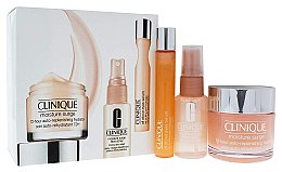 Set - Clinique All About Moisture (f/cr/75ML + spray/30ml + eye/serum/15ml) — Imagine N1