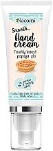 Parfumuri și produse cosmetice Cremă de mâini - Nacomi Freshly Baked Papaya Pie Smooth Hand Cream