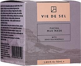 Parfumuri și produse cosmetice Mască de față - Vie De Sel Facial Mud Mask