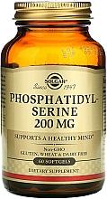 """Parfumuri și produse cosmetice Supliment dietetic """"Phosphatidylserine"""" - Solgar Phosphatidyl Serine"""
