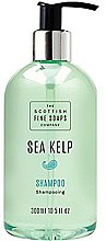 "Parfumuri și produse cosmetice Șampon ""Alge marine"" - Scottish Fine Soaps Sea Kelp Shampoo"