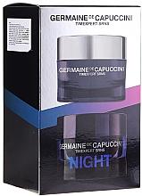 Parfumuri și produse cosmetice Set - Germaine de Capuccini TimExpert SRNS (cr/50ml + cr/50ml)
