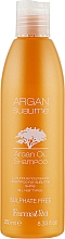 Șampon cu ulei de argan - Farmavita Argan Sublime Shampoo — Imagine N2