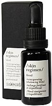 Parfumuri și produse cosmetice Ulei pentru față - Comfort Zone Skin Regimen Blend