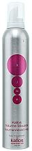 Parfumuri și produse cosmetice Spumă de păr, pentru volum - Kallos Cosmetics Volume Mousse